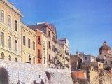 Street in Cagliari