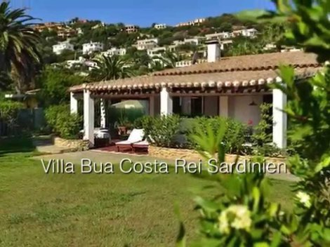 Video Villa Bua Costa Rei Sardinien